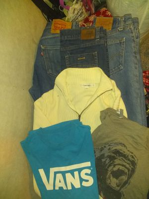6pc Medium Men's Lot $4 for Sale in Norwalk, CA