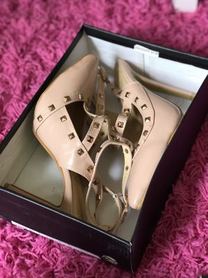 Beautiful nude pumps for Sale in Woodbridge, VA