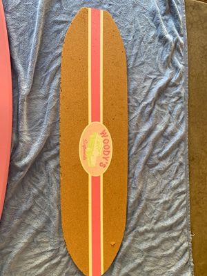 Pottery barn kids surfboard cork bulletin board Hawaiian Ocean bedroom wall for Sale in Phoenix, AZ