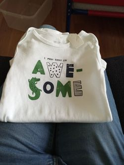 18 Months Onesie (New) for Sale in Norwich, CT