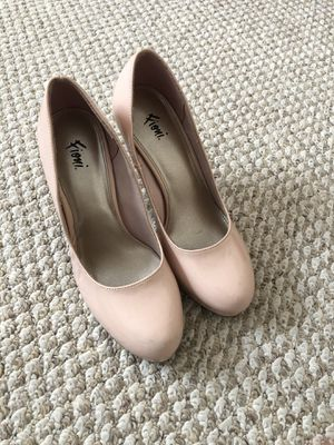 Cute Pink heels (size 6) for Sale in Alhambra, CA
