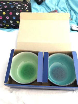 2 Japanese Ceramic Rice Bowls, new in box for Sale in Temple City, CA