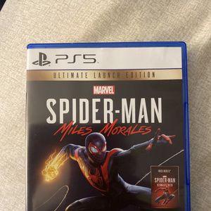 Spiderman Miles Morales for Sale in Riverside, CA