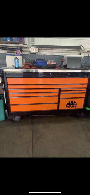 Mac macsimizer tool box for Sale in Redondo Beach, CA
