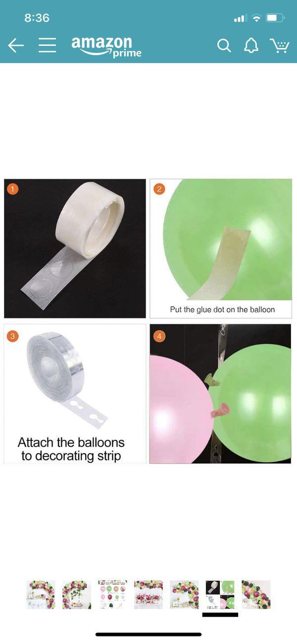 Balloon set new