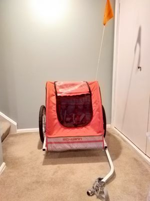 Schwinn Two Seat Bicycle Trailer for Sale in Denver, CO