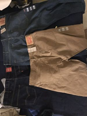 Men's Levi jeans for Sale in Columbus, OH