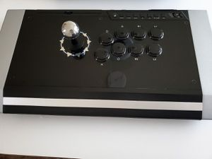 Qanba Obsidian Joystick / Fightstick (PS4,PS3,PC) for Sale in Lewisville, TX