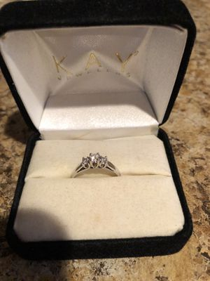 Brand new Friendship ring from Kay jewelers for Sale in Raven, VA