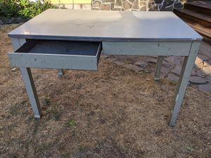 Steel work table 48 x 30 x 30 for Sale in Seattle, WA