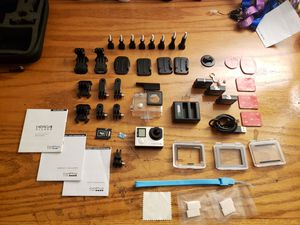 Gopro hero4 w/accessories for Sale in San Francisco, CA