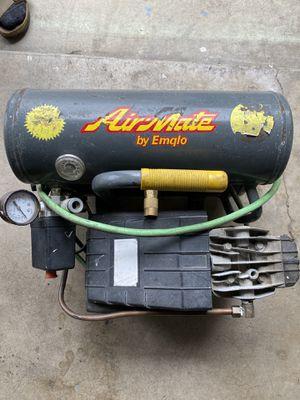 Airmate Emqlo Air Compressor for Sale in Stockton, CA