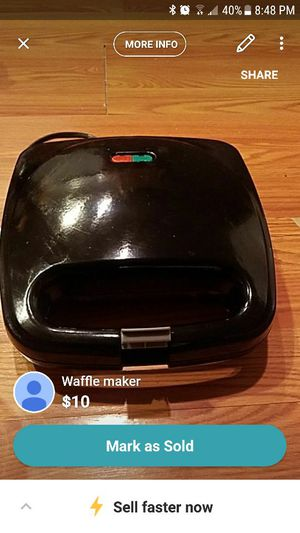 waffle maker for Sale in Knoxville, TN