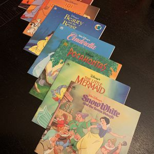 Disney Classic Storybooks & Coloring Books for Sale in Sandy Springs, GA