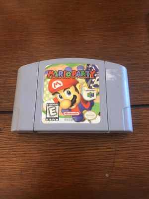 Mario Party N64 for Sale in Lake Elsinore, CA