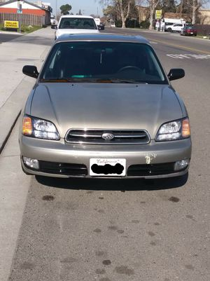 2000 Subaru legacy GT Limited for Sale in Modesto, CA