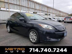 2012 Mazda Mazda3 for Sale in La Habra, CA