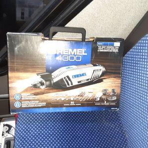 Dremel 4300 Tool Set for Sale in Arlington, VA
