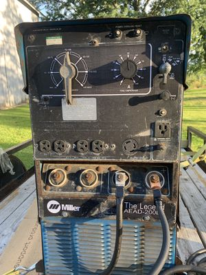 Miller welder generator for Sale in Elyria, OH