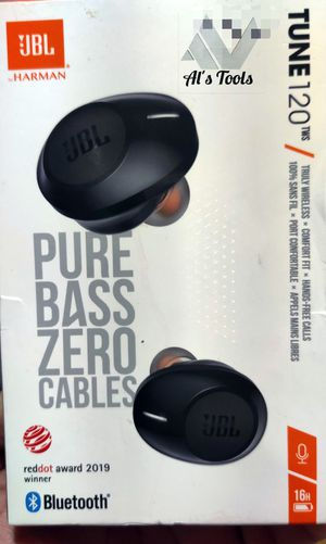 JBL tune 125 wireless earbuds for Sale in Paramount, CA