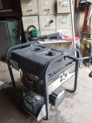 Coleman Electric Start Generator for Sale in Cumberland, VA