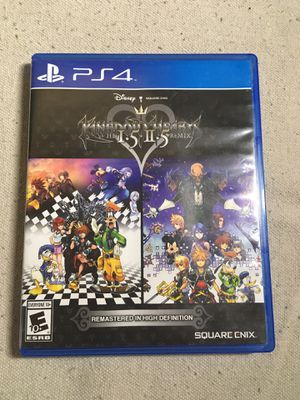 Kingdom Hearts HD Remix 1.5/2.5, Square Enix, PlayStation 5 for Sale in Gibsonton, FL