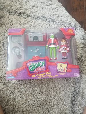 NIB McFarlane ToysDR. Seuss Collectibles 2000 How The Grinch Stole Christmas Lou for Sale in Los Angeles, CA