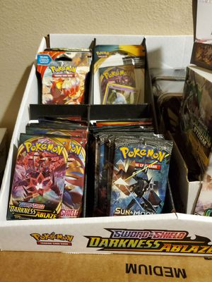 Pokemon Cards Burning shadows and more for Sale in Riverside, CA