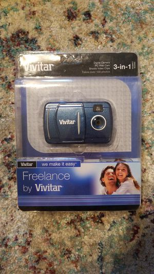 Vivitar digital camera for Sale in Tulsa, OK