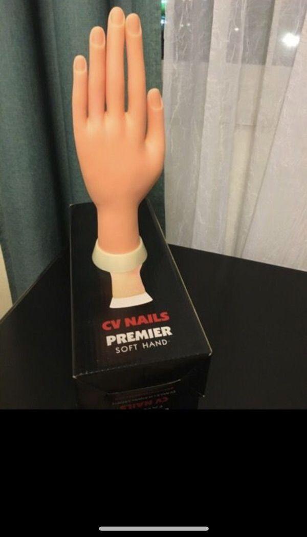 Soft training hands