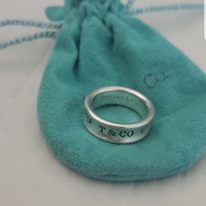 Tiffany & Co 925 1837 sterling silver ring for Sale in San Diego, CA
