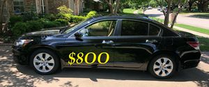 ✅✅👉💲8OO URGENT I sell my family car 🔥🔥2OO9 Honda Accord Sedan V6 EX-L power start Runs and drives very smooth.🟢🟢 for Sale in Tampa, FL