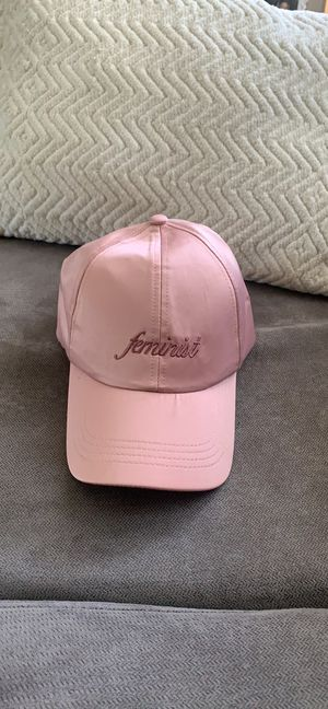 Feminist Pink Hat/Cap for Sale in Los Angeles, CA