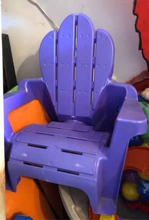 Kids baby plastic chair for Sale in San Diego, CA