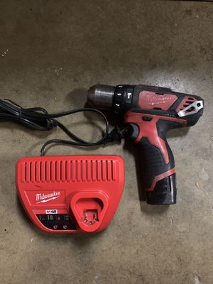 Milwaukee M12 Hammer drill for Sale in Pomona, CA