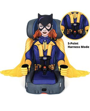 Kidsembrace Combination Booster Car Seat - DC Comics Batgirl - NEW for Sale in Newark, OH