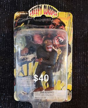 Movie Collectable Action Figure - Creepy Classics; Apeman for Sale in Tinley Park, IL