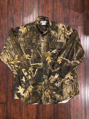 Columbia Camo shirt for Sale in Salinas, CA