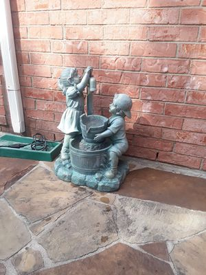 Water fountain for Sale in Grand Prairie, TX