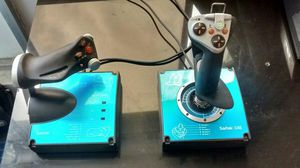 Joystick and family games new not used for Sale in Cleveland, OH