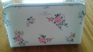 Coach cosmetic tote. for Sale in Hopkins, MN