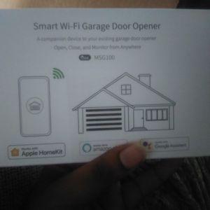 WiFi Garage Door Opener for Sale in Hampton, VA