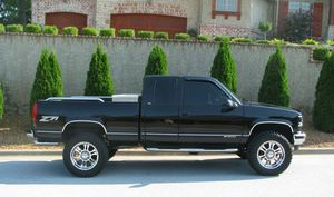 Beautiful 1998 Chevy Silverado 4WDWheels for Sale in Erie, PA