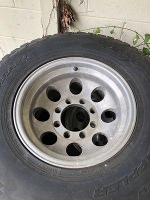 Wheels 8 lug F250 16x10 for Sale in Soperton, GA