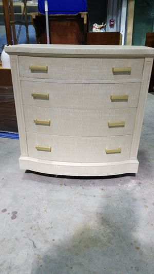 Hand painted texturized chest. for Sale in Chevy Chase, MD