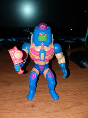 Motu man E faces master of universe he man. for Sale in Spartanburg, SC