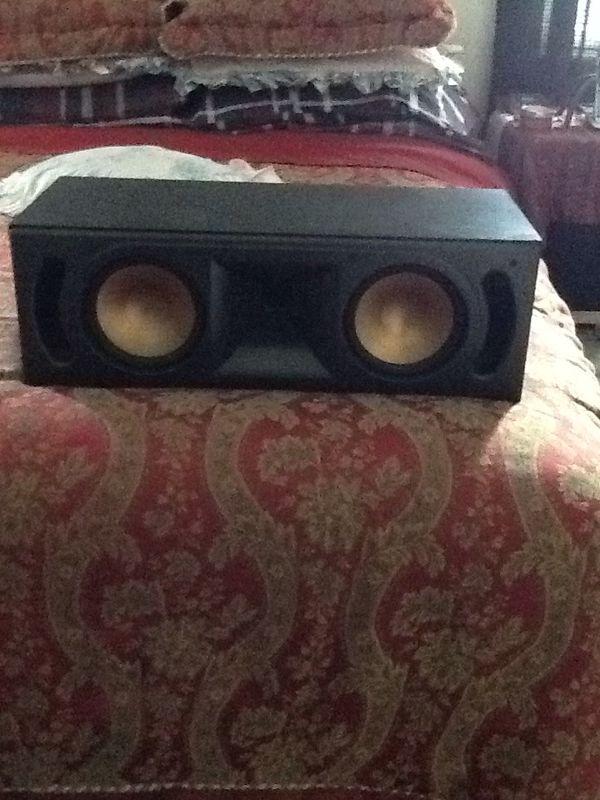 Klipsch Center Speaker
