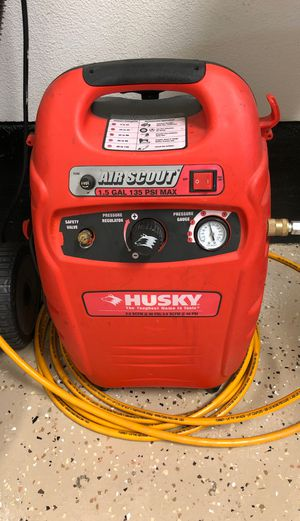 Air Scout 1.5 Gal. 135 PSI MAX for Sale in Molalla, OR