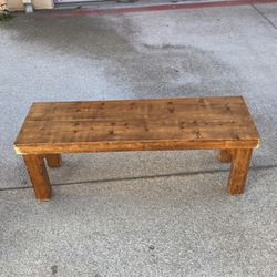 Wood Bench for Sale in Cypress,  CA