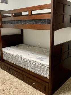 Bunk Beds Twin Over Twin for Sale in Edmonds,  WA